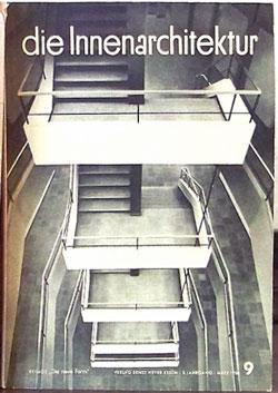 Klassische bauzeitschriften for Innenarchitektur 1960